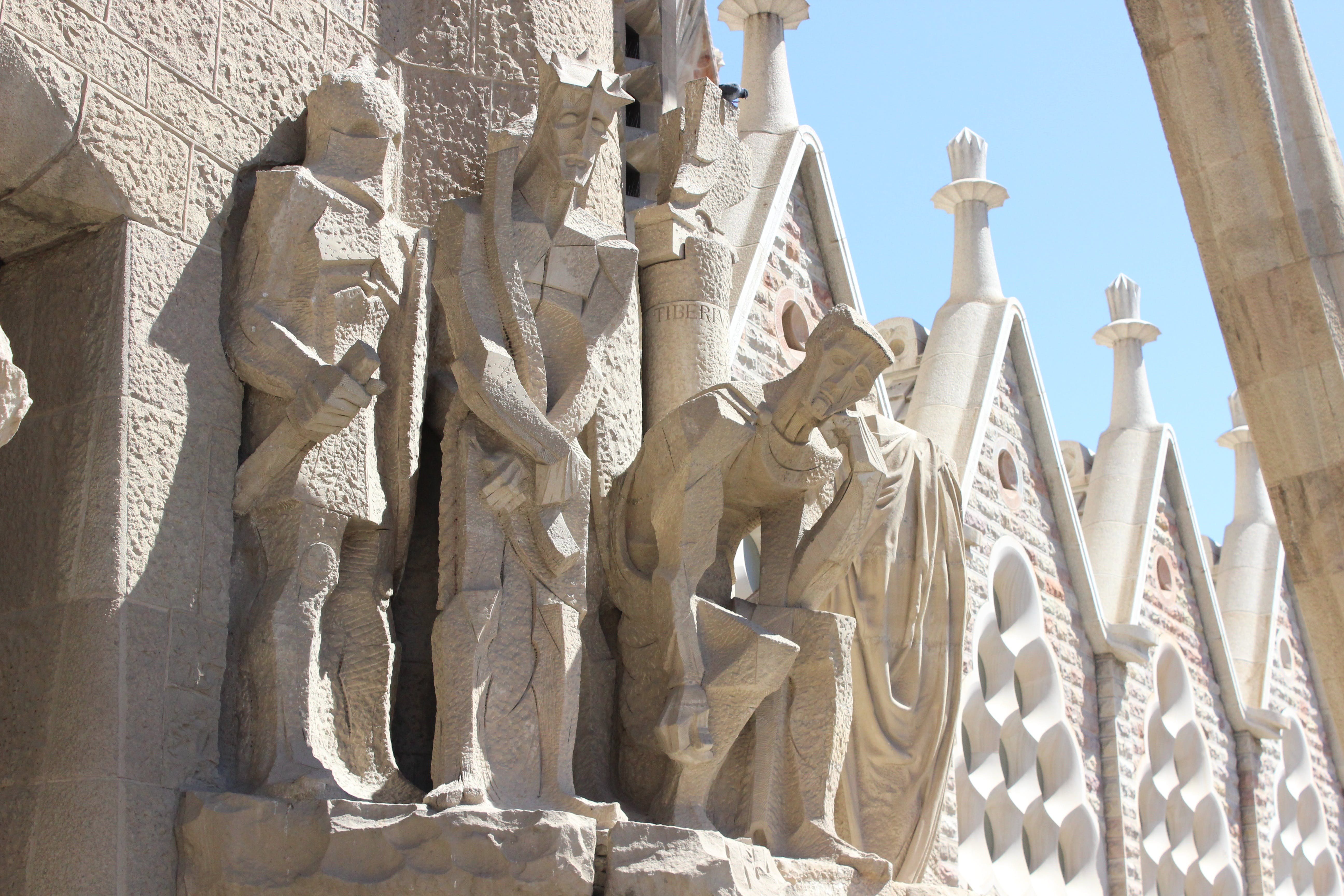 Free stock photo of statue, church, sculpture, spain