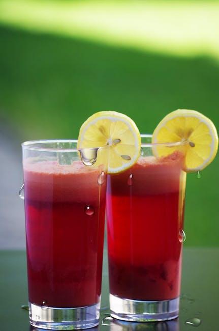 New free stock photo of drink, lemon, fruit