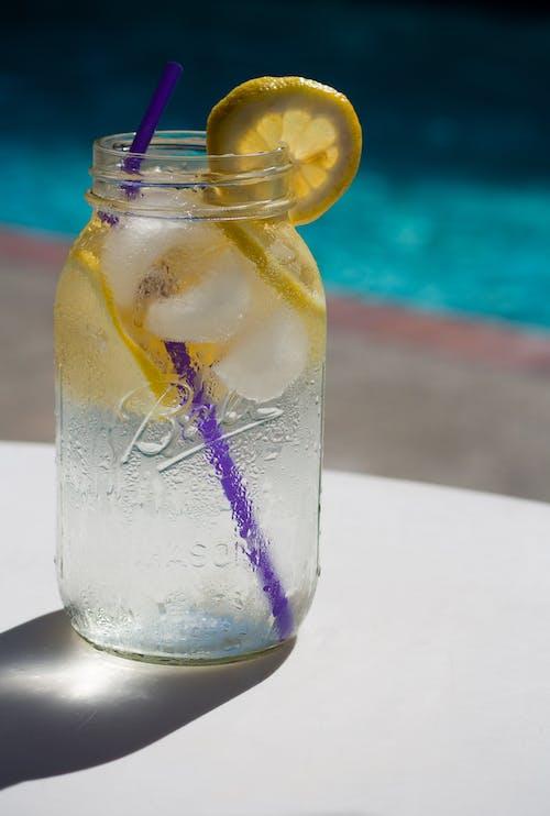 buz, içecek, içki, içki bardağı içeren Ücretsiz stok fotoğraf
