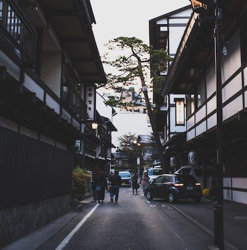 交通, 交通系統, 人, 城鎮 的 免費圖庫相片