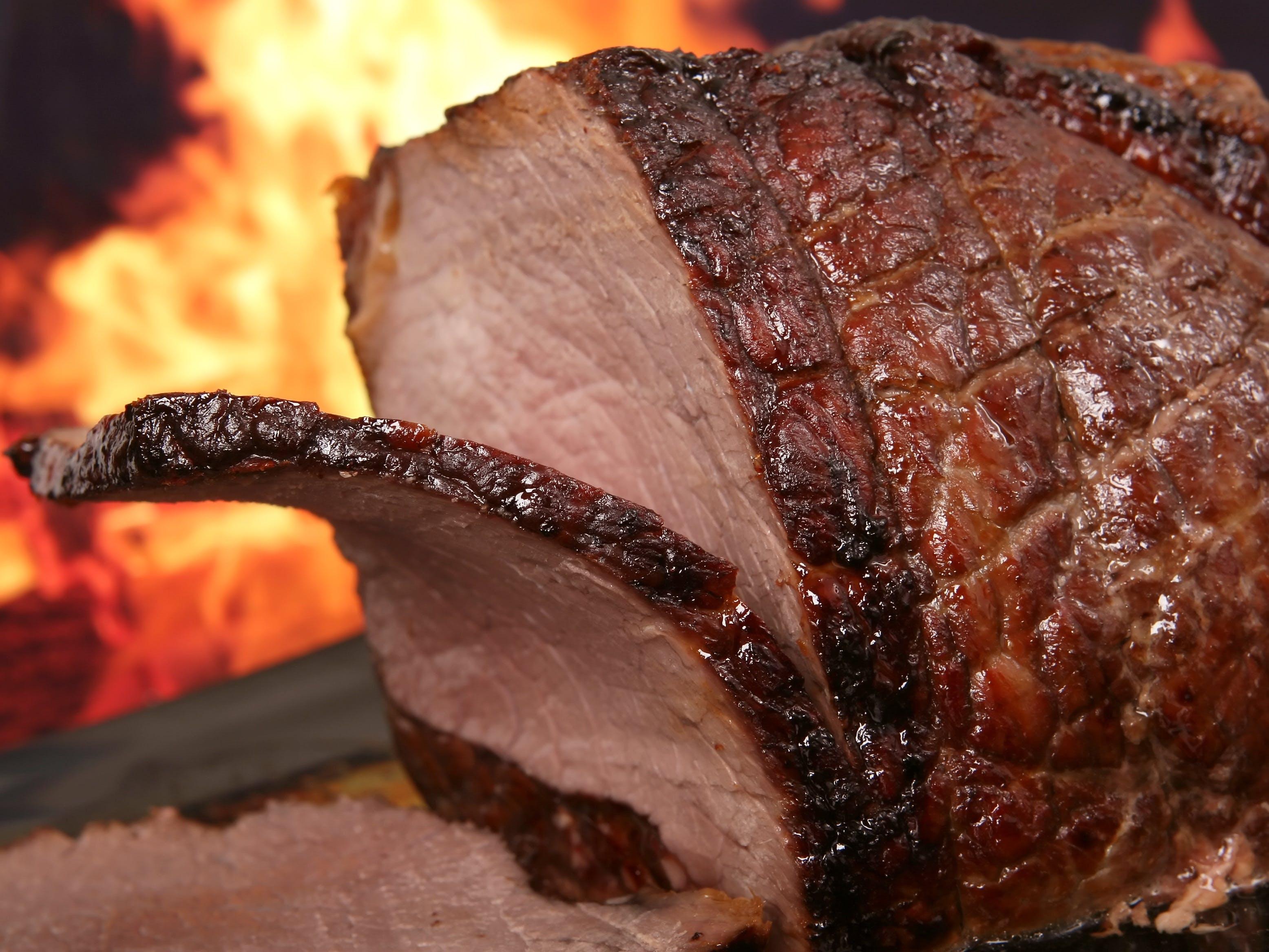 Grilled Ham
