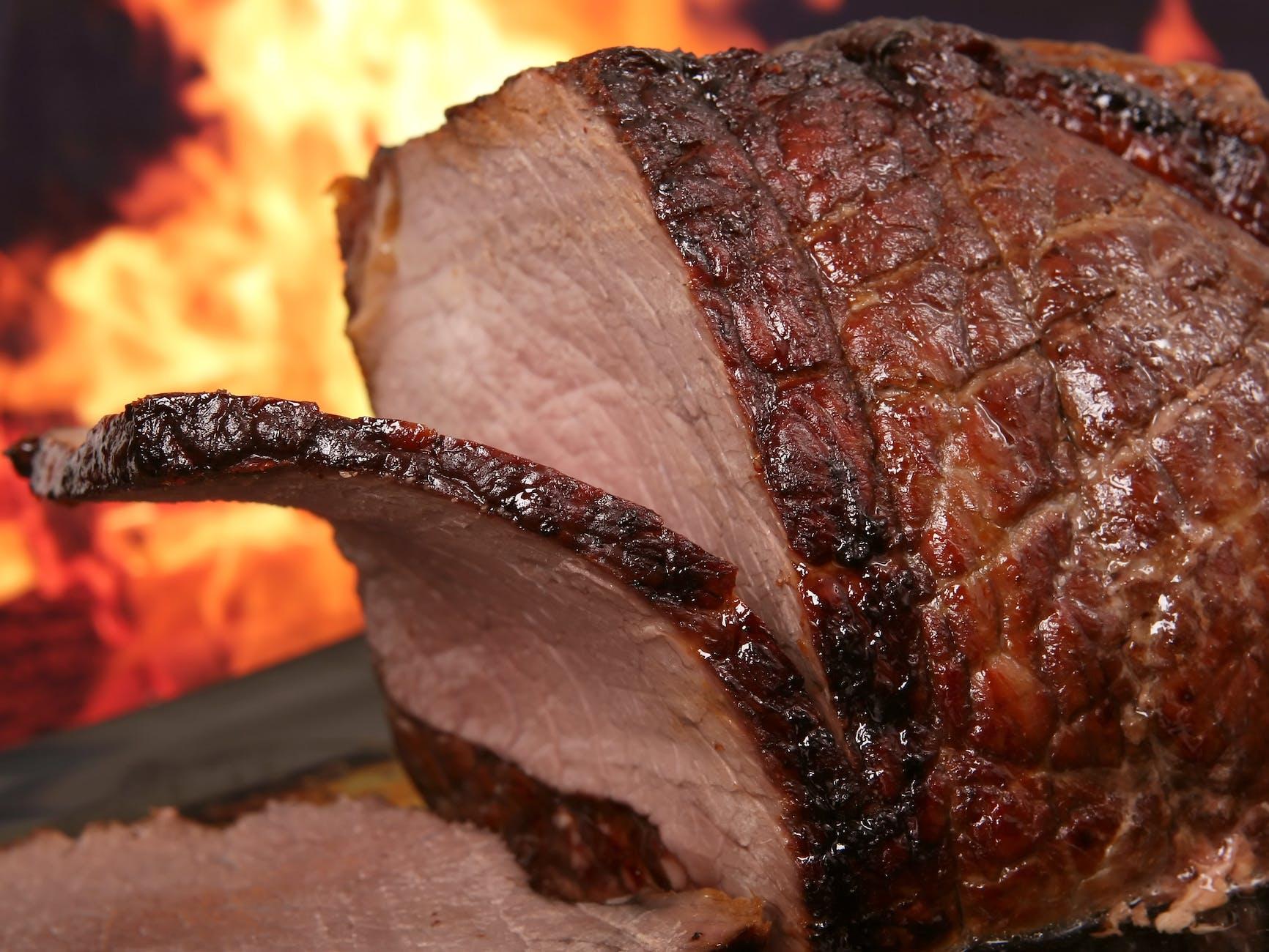 pork slicing