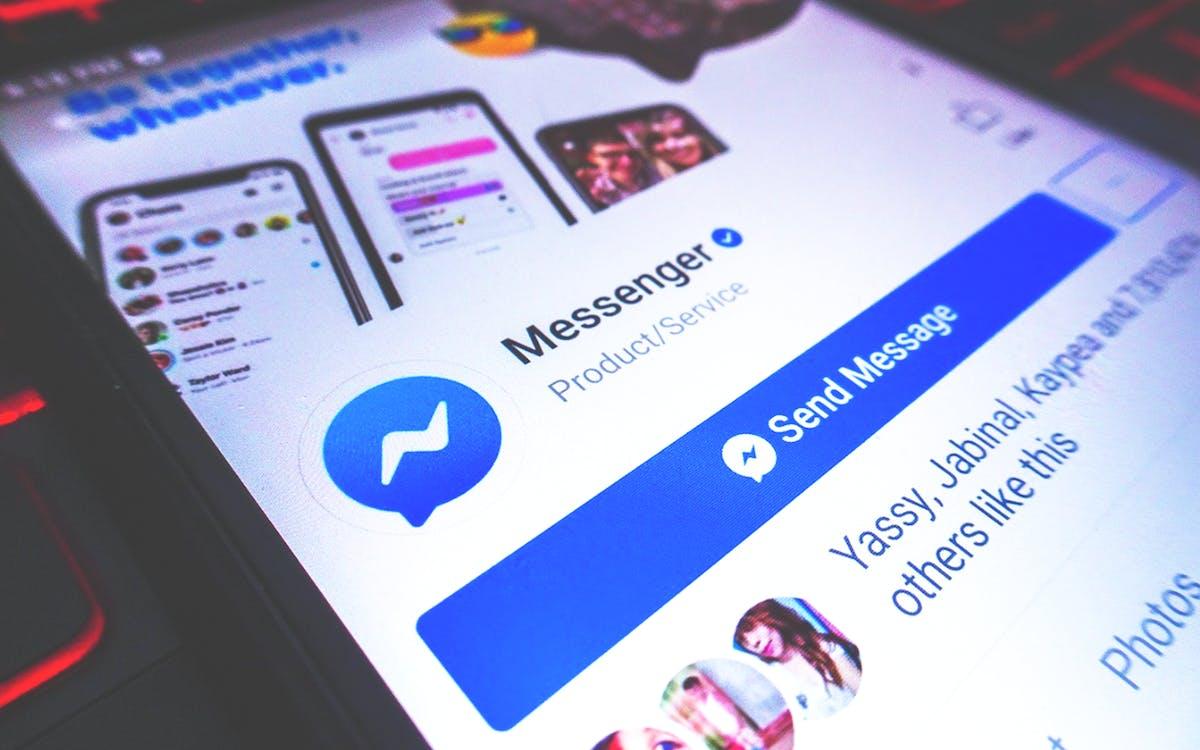 bote, facebook, facebook messenger