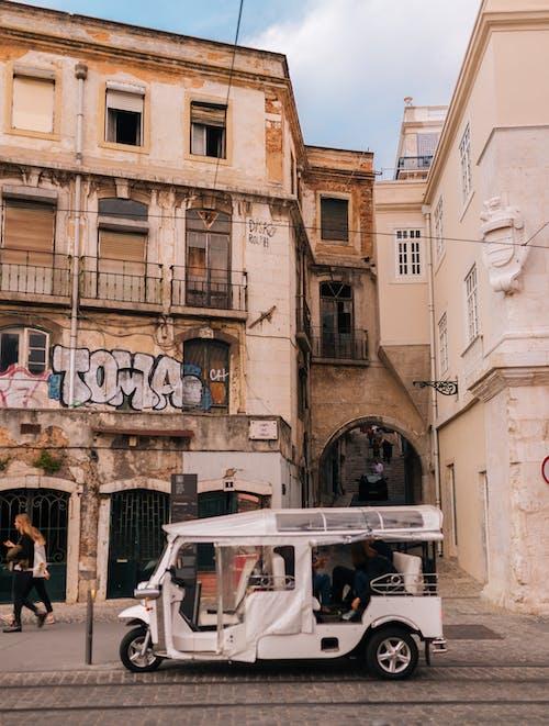 Ảnh lưu trữ miễn phí về ánh sáng ban ngày, Bồ Đào Nha, du lịch, giao thông