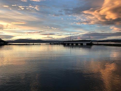 Immagine gratuita di ancora mare, barche, barche a vela, cielo