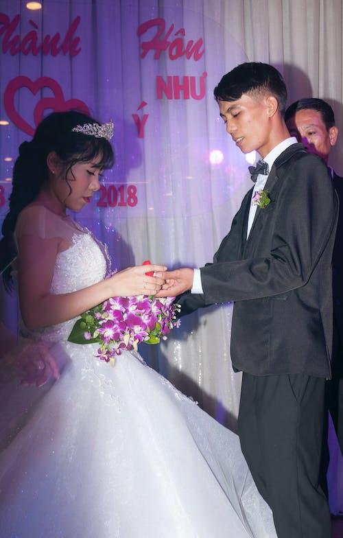 Immagine gratuita di sposa, ti amo