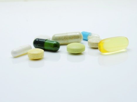 Close Up Photography of Pills