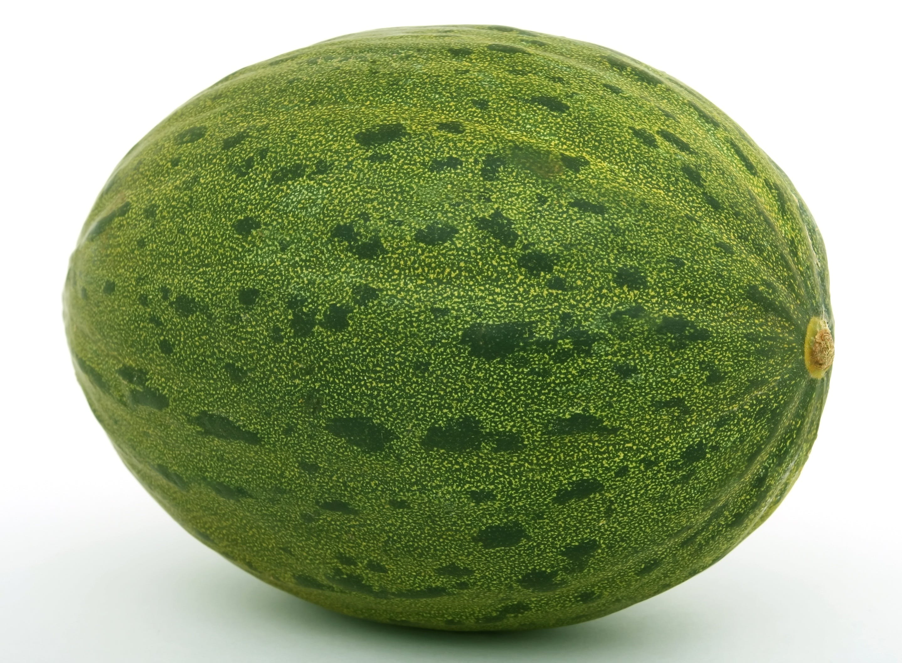 Green Oval Fruit