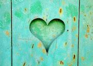 wood, love, heart
