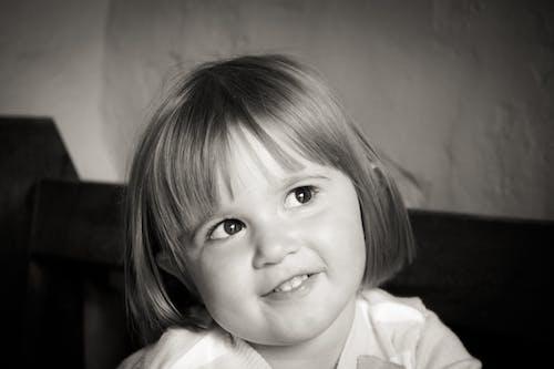 兒童, 可愛, 單色, 女孩 的 免費圖庫相片
