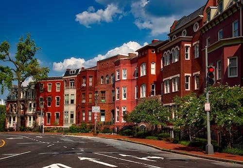 Photos gratuites de appartements, architecture, bâtiments, chaussée