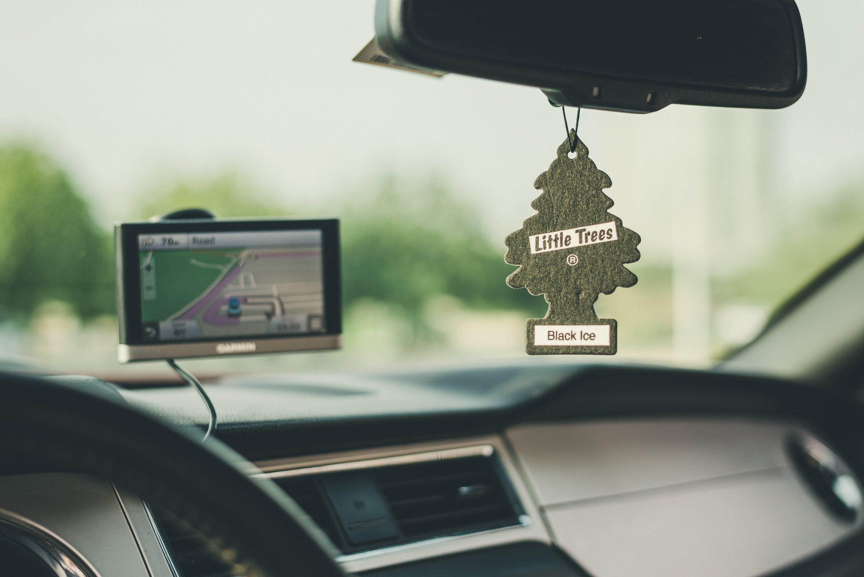 Immagine gratuita di appeso, auto, deodorante, guida