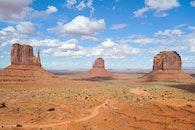 landscape, red, sand