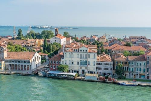 イタリア, クルーズ, シティ, タウンの無料の写真素材