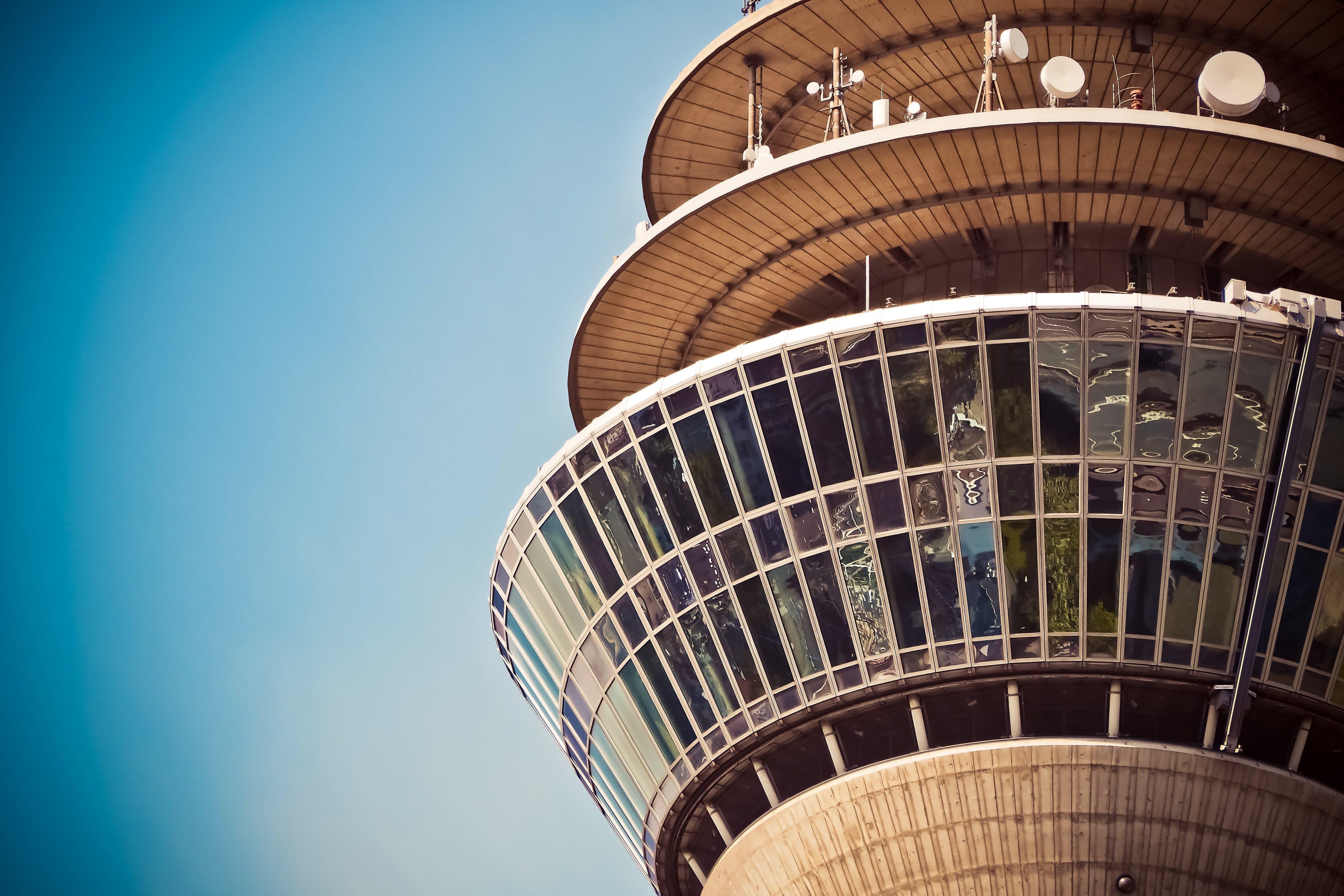 Photos gratuites de architecture, attraction touristique, bâtiment, bleu