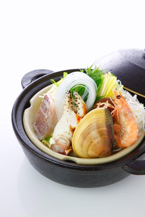 Foto d'estoc gratuïta de àpat, cuina, deliciós, marisc