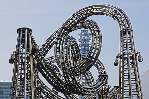 Immagine gratuita di acciaio, architettura, arte, città
