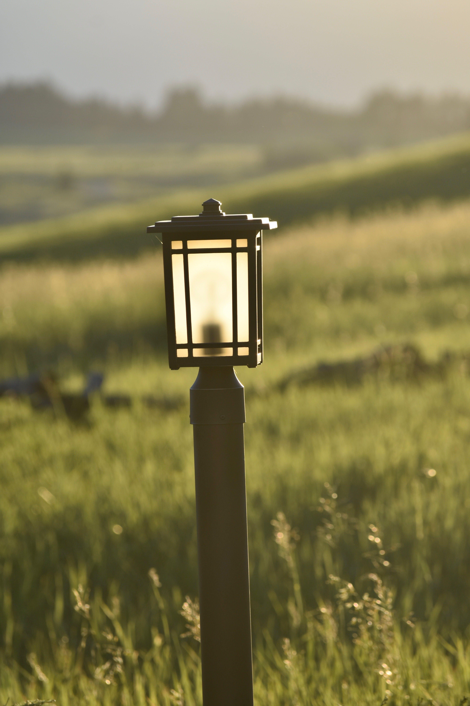 Harden Light Post