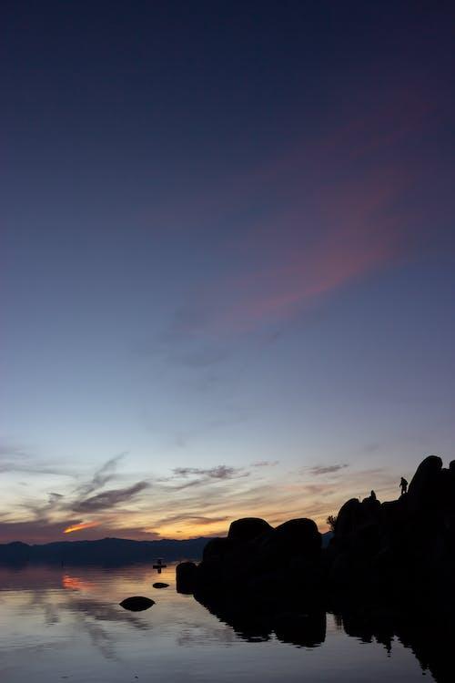 反射, 塔霍, 天空 的 免費圖庫相片