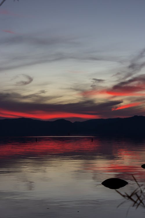 Fotobanka sbezplatnými fotkami na tému obloha, odlesk, odraz