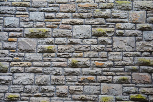 Gray Wall Bricks