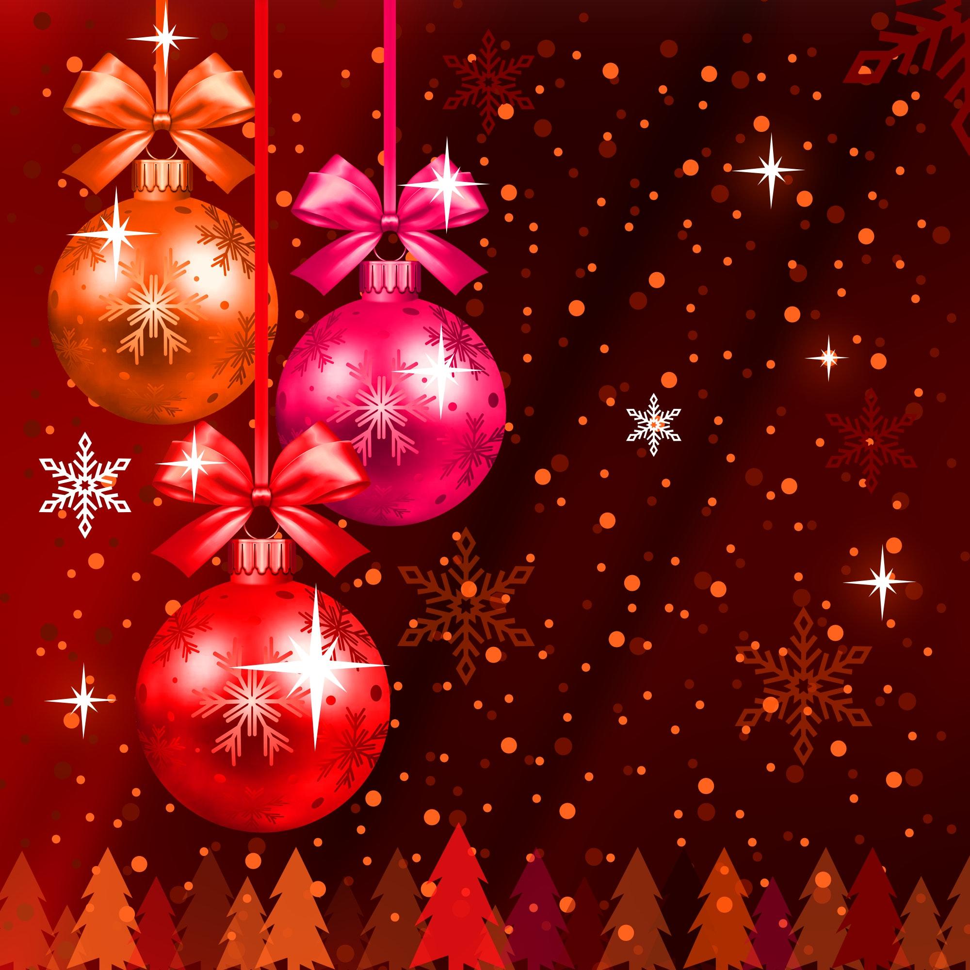 Ilmainen kuvapankkikuva aiheesta abstrakti tausta, joulu, joulukoristelu