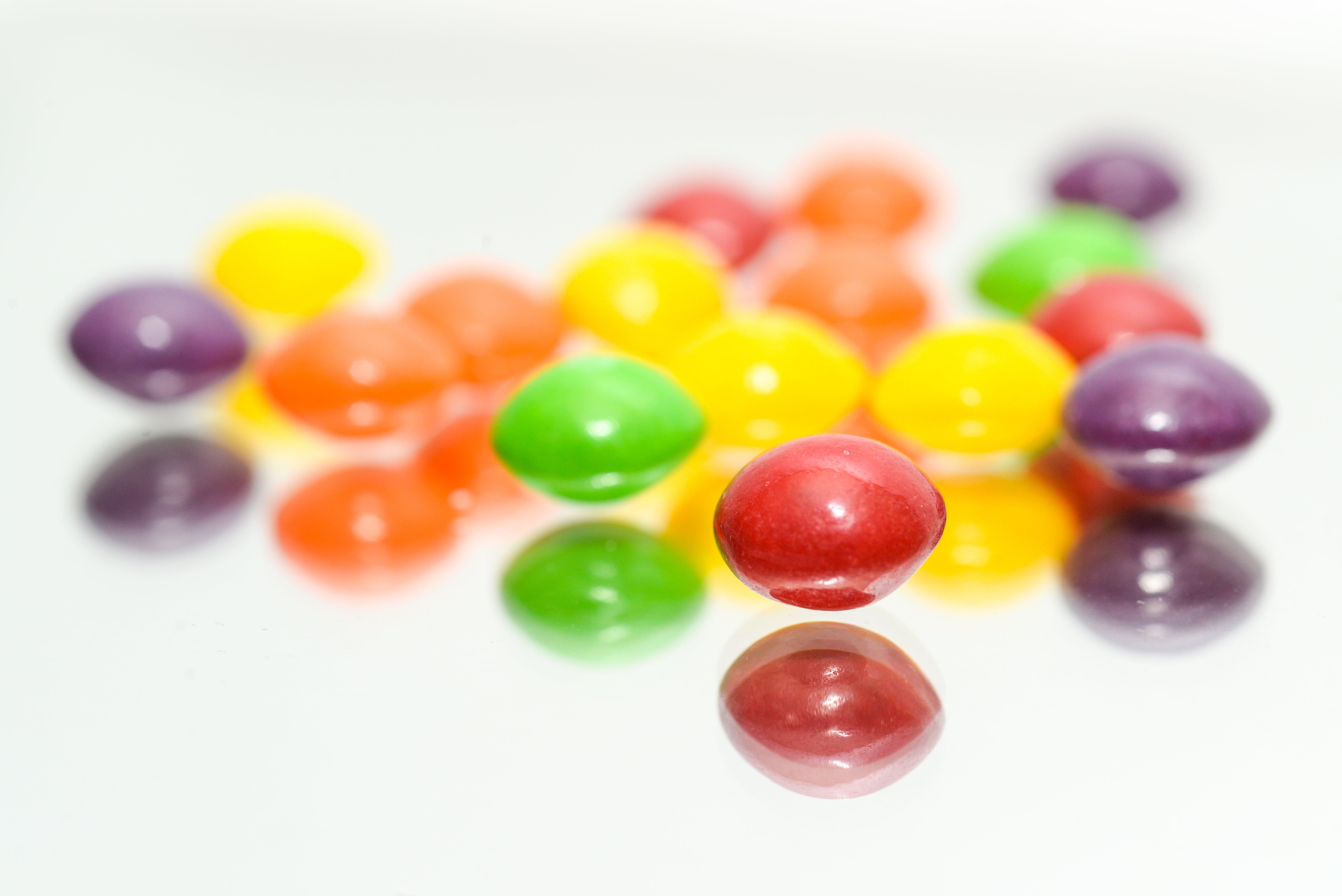 Foto d'estoc gratuïta de boletes, Caramel, colorit, deliciós