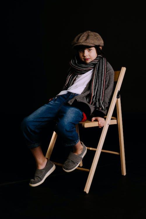 Imagine de stoc gratuită din adolescent, adorabil, băiat, de lemn