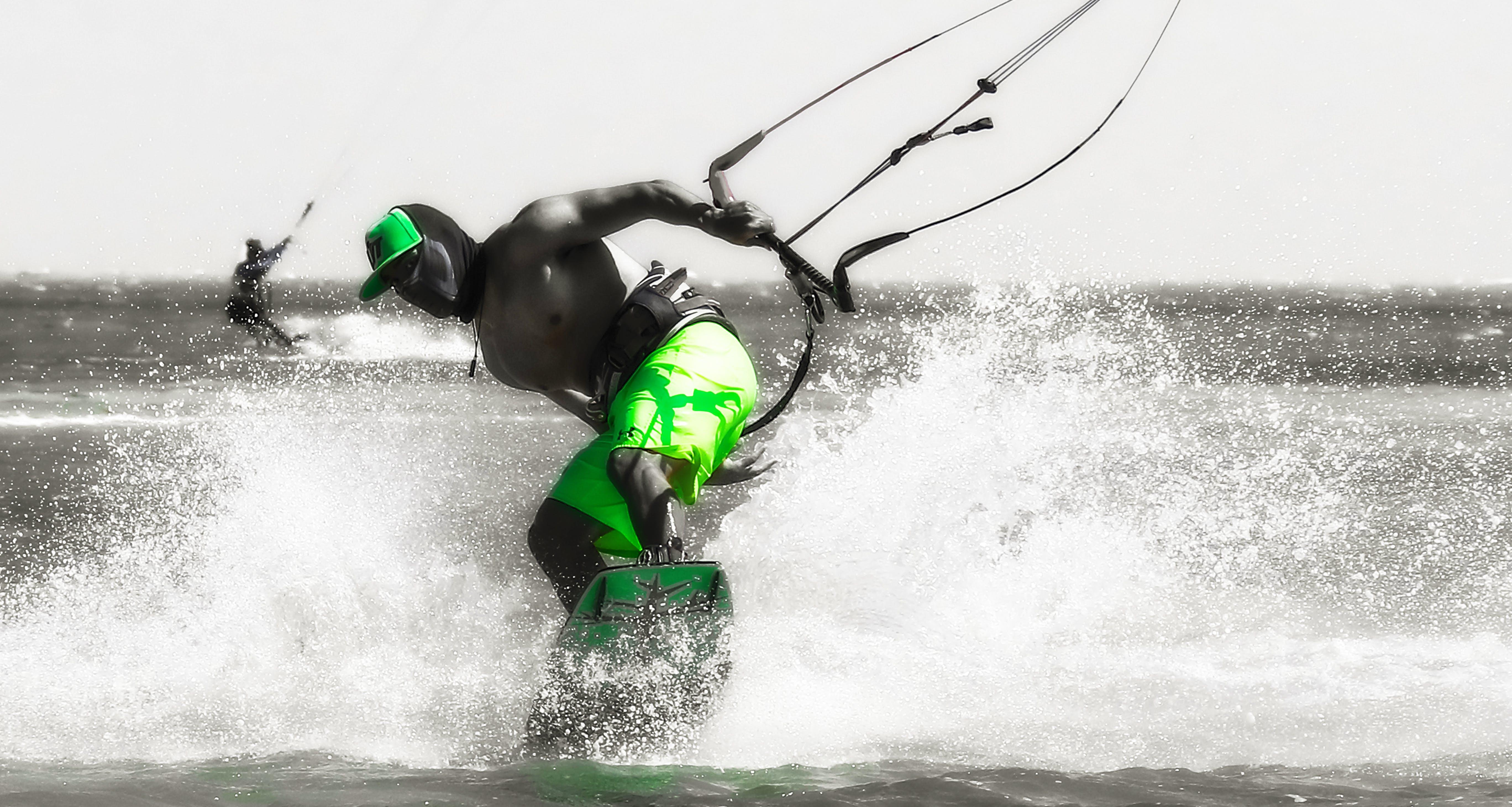 Free stock photo of beach, beachlife, blowing, kite