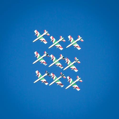 Бесплатное стоковое фото с Авиация, авиашоу, военно-воздушные силы, военный