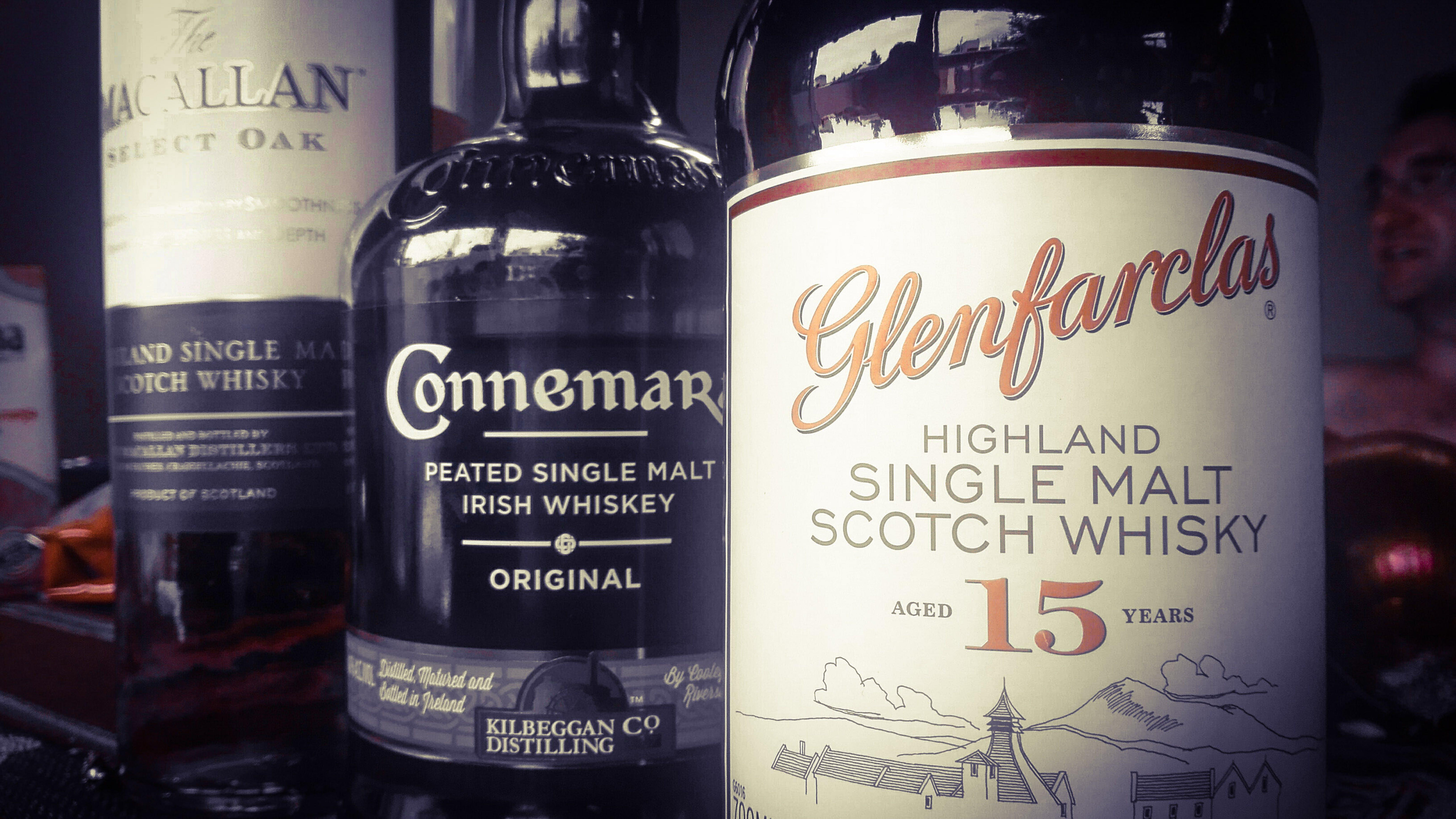 Free stock photo of alcohol bottles, drink, malt, whisky