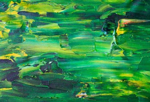 Ảnh lưu trữ miễn phí về bức tranh trừu tượng, chủ nghĩa biểu hiện, chủ nghĩa biểu hiện trừu tượng, Đầy màu sắc