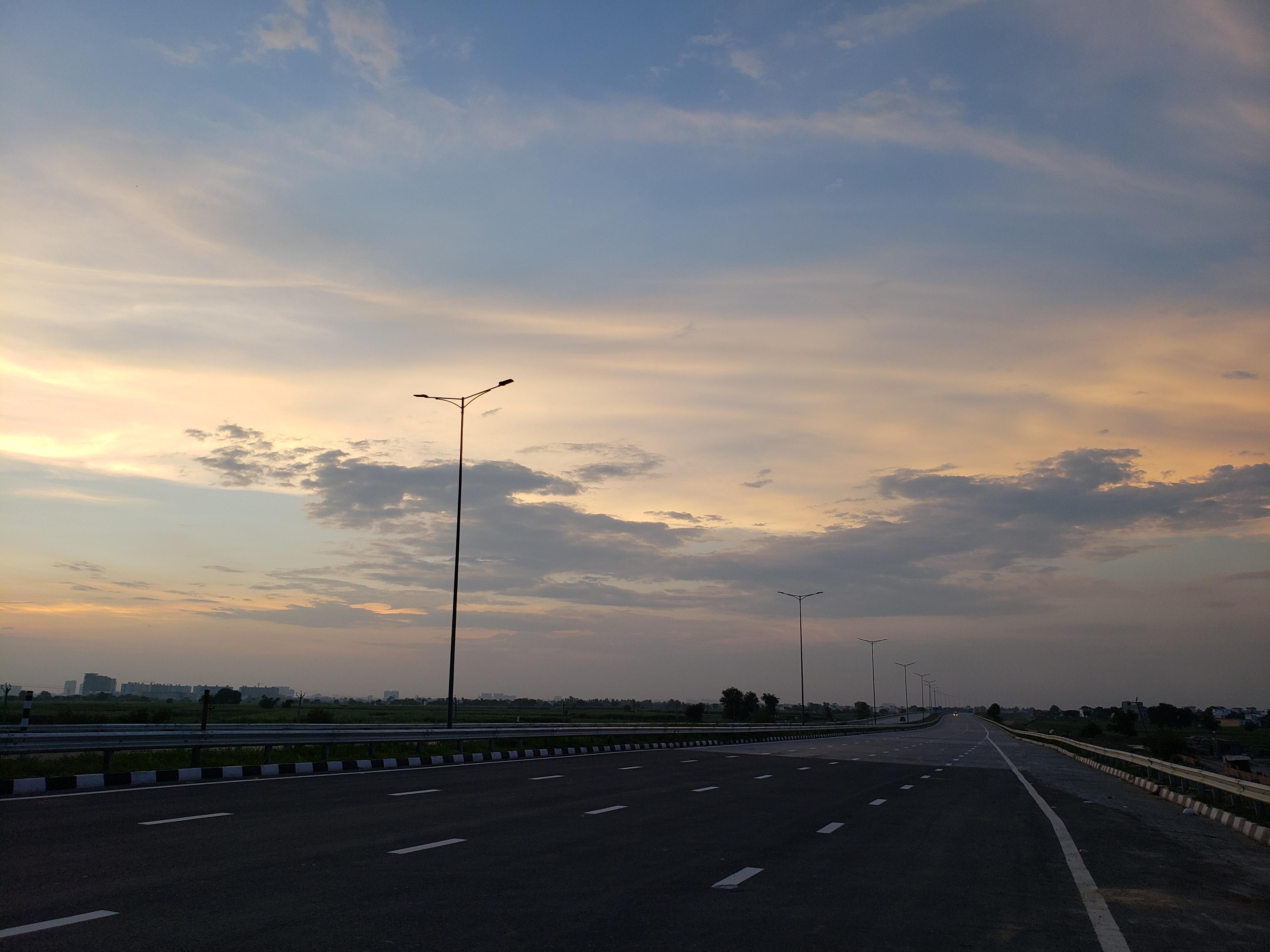 Free stock photo of expressway, india, road trip