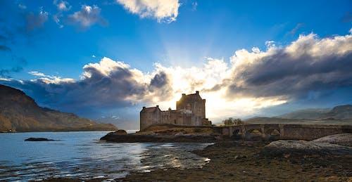 Foto stok gratis awan, Kastil, langit, siang hari