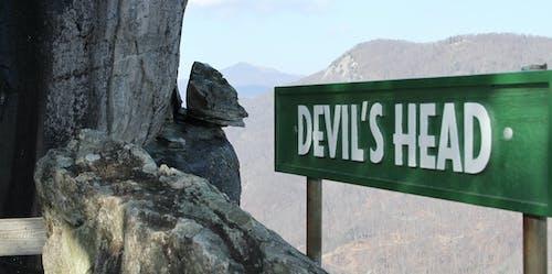 Free stock photo of climb, Devil's Head, mountain, scenic