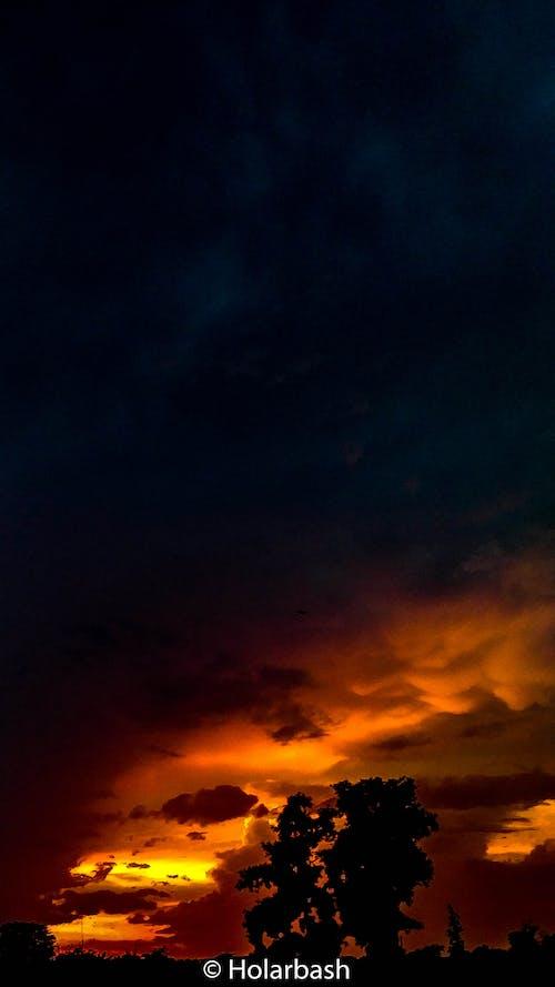 多雲的, 雲 的 免費圖庫相片