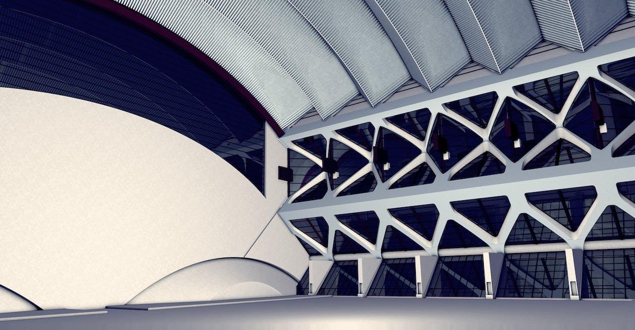 architektura, budowa, budynek