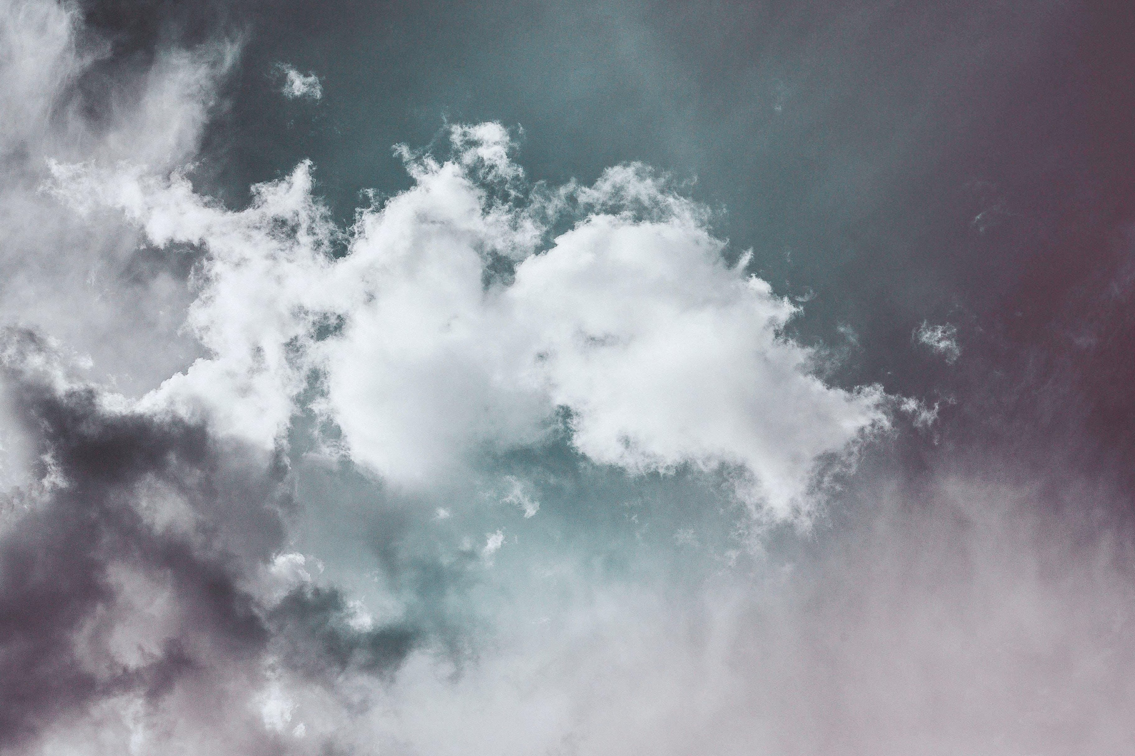 Kostenloses Stock Foto zu abstrakt, atmosphäre, bewölkt, dämmerung