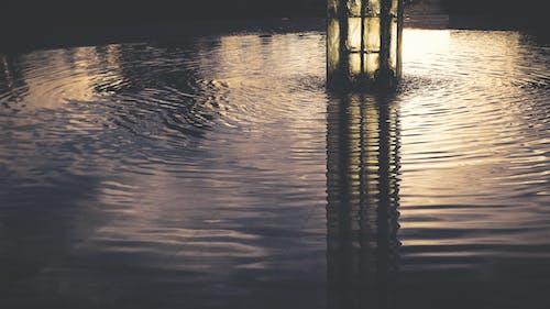Photos gratuites de coucher de soleil, eau