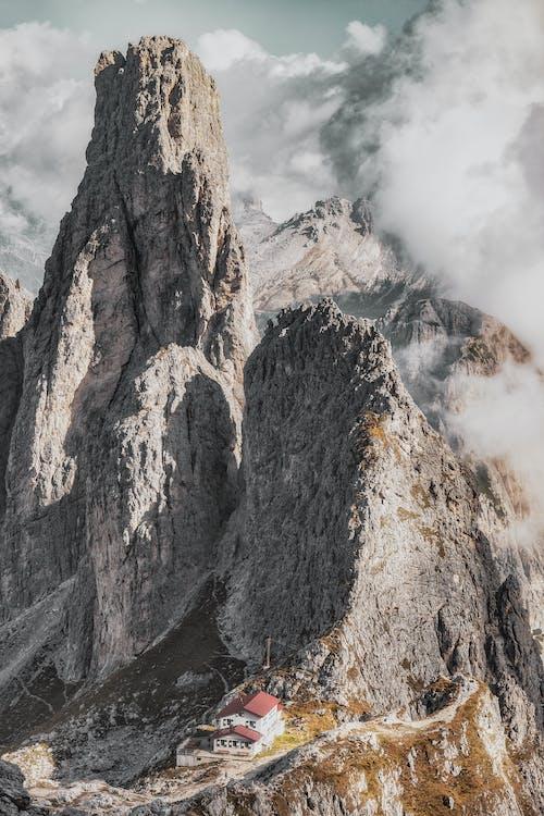 Fotobanka sbezplatnými fotkami na tému Dolomity, hora, krajina, malebný