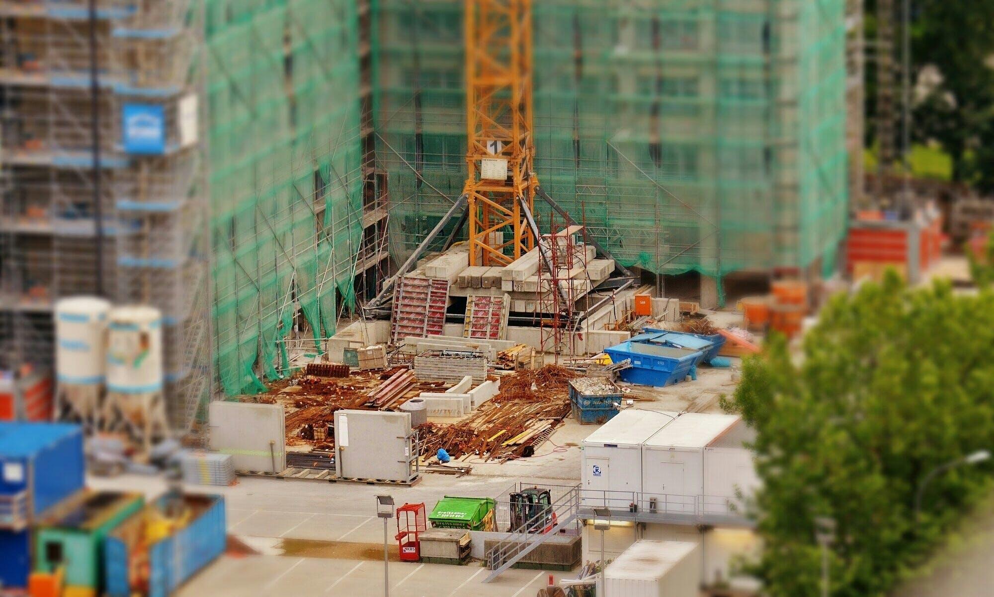 Free stock photo of building, construction, site, skyscraper