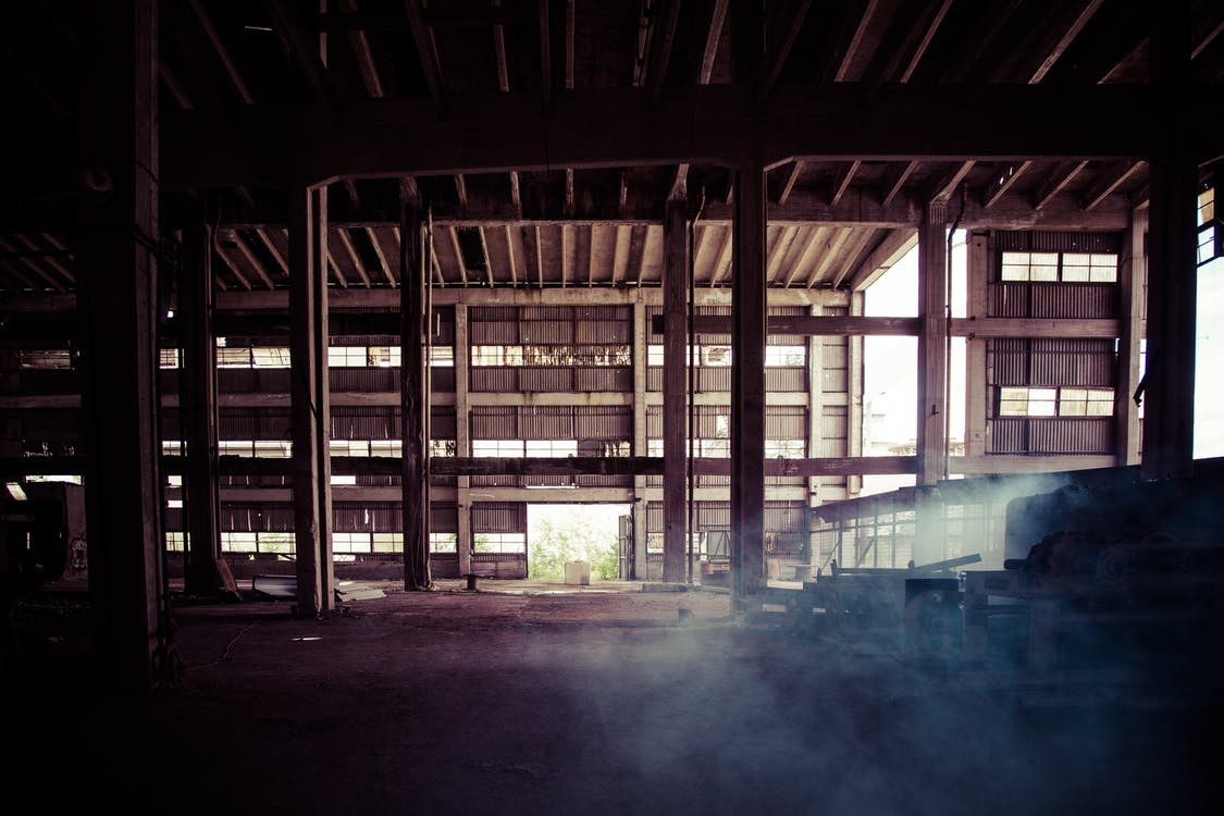 Empty Building during Daytime