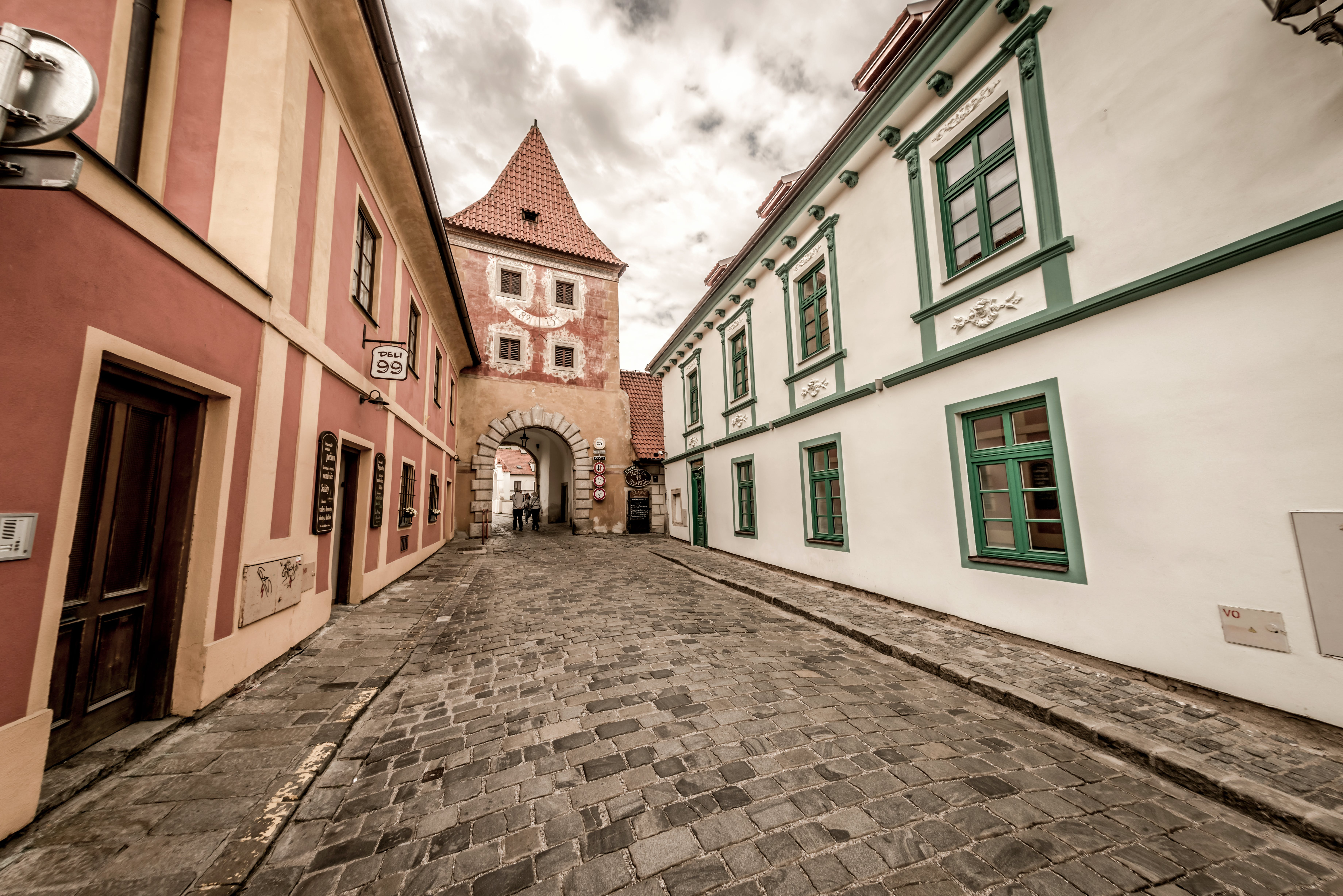Free stock photo of budjovicka, cesky, cesky krumlov, city