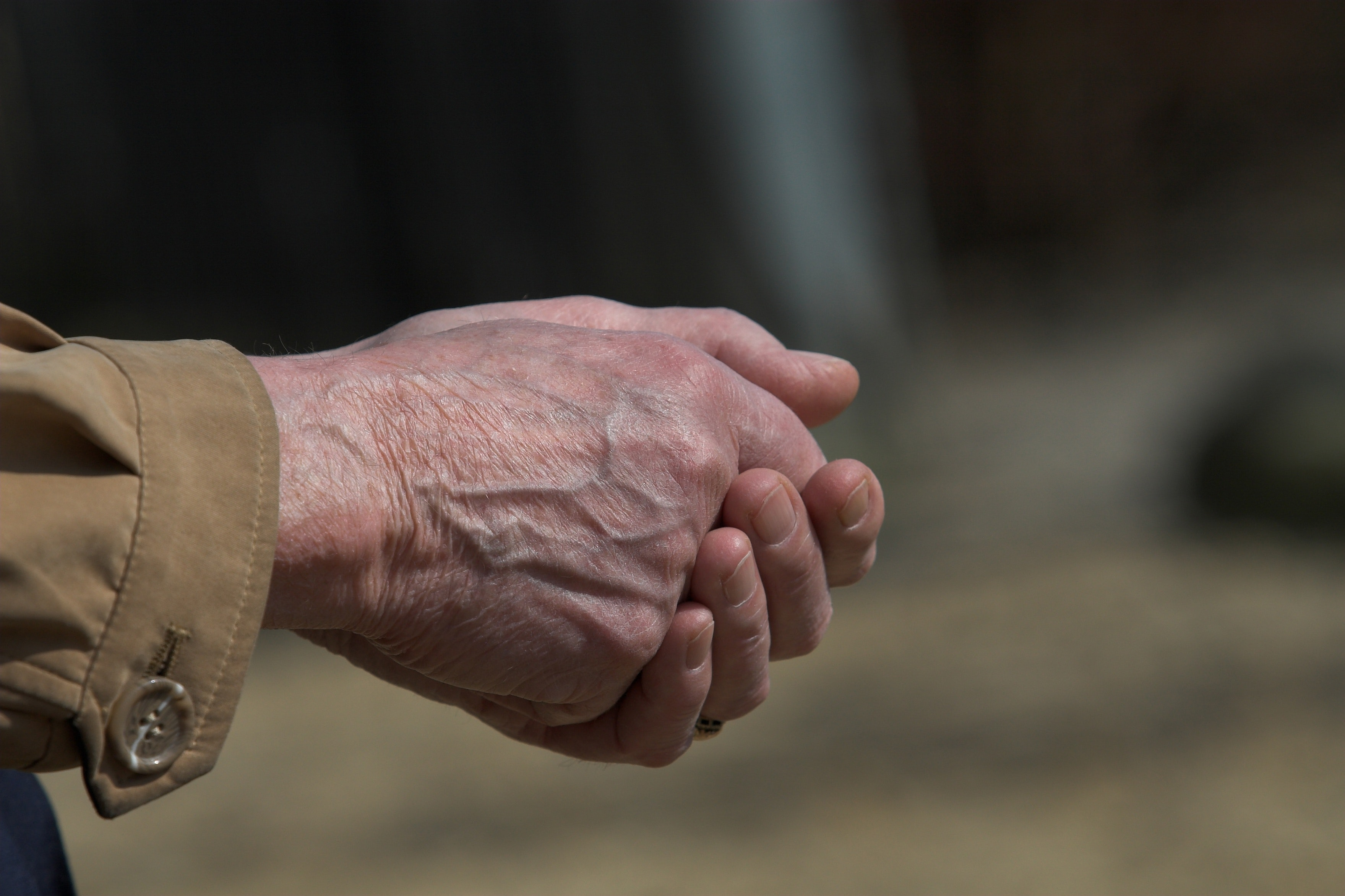 2 Person Holding Hands 183 Free Stock Photo