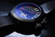 wristwatch, rubber, technology