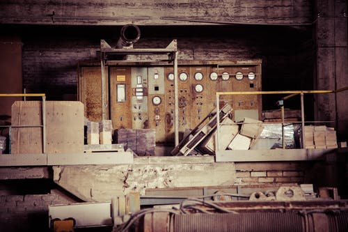Kostnadsfri bild av arkitektur, byggnad, övergiven, rostig