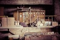 dirty, building, broken