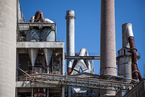 Kostenloses Stock Foto zu fabrik, industrie, industriell