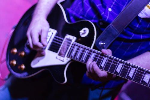 Gratis lagerfoto af eletric guitar, guitar