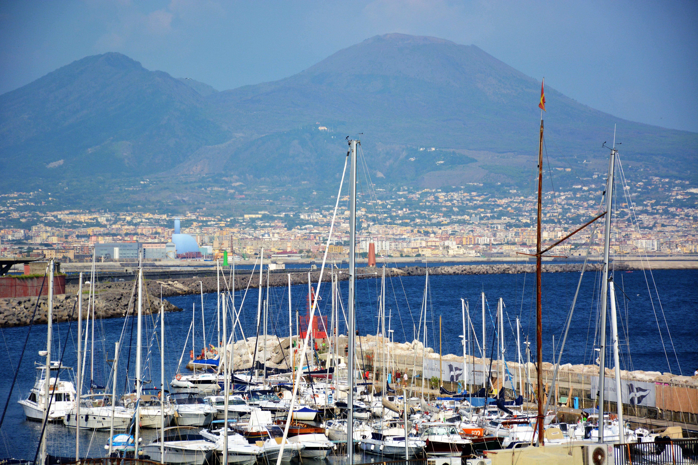 Free stock photo of italy, Naples, vesuvius, volcano